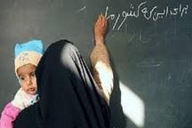جذب و آموزش 10 هزار و 232 نفر از والدین بیسواد دانش آموزان