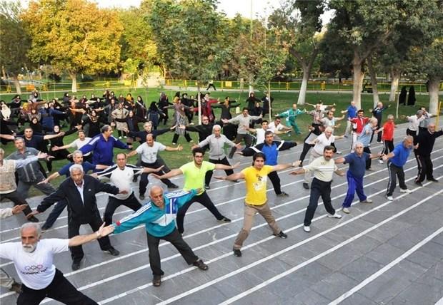 خراسان رضوی در ورزش همگانی رتبه نخست کشور را دارد