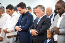 نماز عید قربان در کشورهای مختلف/ پیام تبریک رهبران جهان+ تصاویر