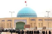 مسجد جامع خرمشهر میزبان راهیان نور در نوروز