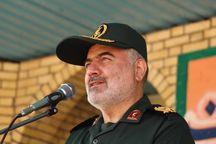 فرمانده سپاه: رفع مشکلات کشور نیازمند روحیه جهادی است