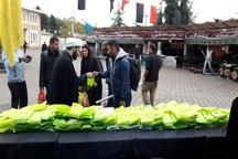 ستاد اربعین آستارا برای پذیرش 12 هزار زائر خارجی آماده است