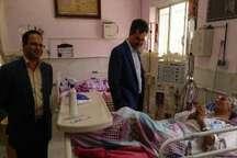 بهره مندی 397 هزار نفر از خدمات بستری در بیمارستان های استان یزد