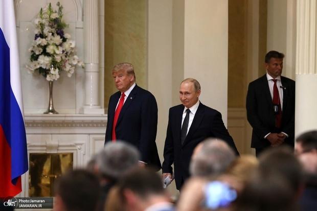 جنجال پنهانکاری ترامپ در دیدارهایش با پوتین