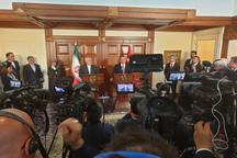 ظریف:نیازمند افزایش مبادلات تجاری و همکاری های اقتصادی بیشتر با یکدیگر هستیم/ چاووش اوغلو: ما به آمریکا تاکید می کنیم که این تحریم اشتباه است