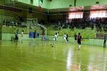 نماینده کردستان در رقابت های لیگ دسته دوم کشور به مرحله بعد صعود کرد