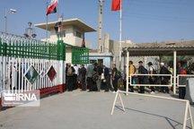 ناآرامیهای عراق تاثیری بر روند فعالیت مرز خسروی نداشته است