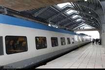 ساعت و روزهای قطار رشت - مشهد مشخص شد