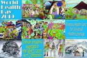 دانش آموزان کرمانشاهی در مسابقات نقاشی جهانی مقام کسب کردند