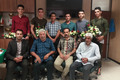 والیبالیست های ملی پوش ارومیه تجلیل شدند