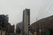 تخریب طبقات غیرمجاز هتل فشم آغاز شد