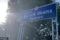 خیابانی به نام «باراک اوباما» نامگذاری شد+ عکس