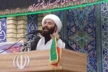امام جمعه قصرشیرین: ایران اسلامی به برکت رهبری مایه امنیت و آرامش در جهان است