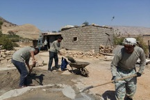 3 گروه جهادی به مناطق محروم کهگیلویه اعزام شد