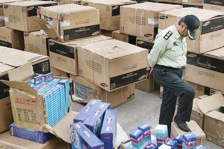کشف 2 میلیارد ریال کالای قاچاق از فروشگاه های همدان