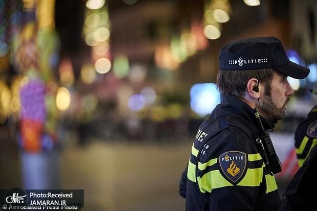 تصاویر/ حمله با چاقو در لاهه هلند