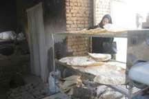 پلمپ 2 کارگاه غیر بهداشتی تولید نان و بستنی در نیشابور
