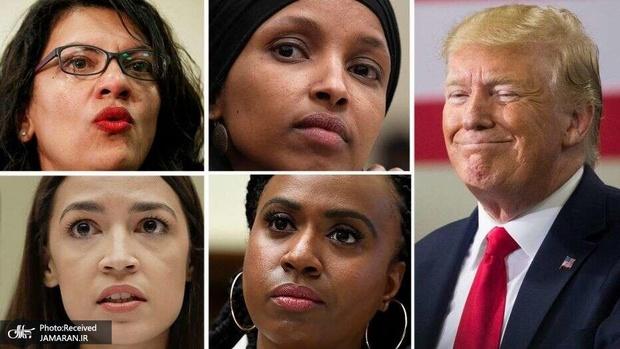 توئیت جنجالی ترامپ کار دستش داد؛ احتمال استیضاح رییس جمهور آمریکا قوت گرفت