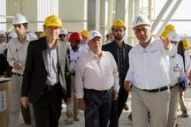 کارخانه آلومینیوم جنوب در مراحل مقدماتی راه اندازی است