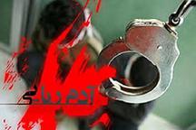رهایی مرد 60 ساله از چنگال 3 آدمربا توسط پلیس  دستگیری یکی از آدمربایان
