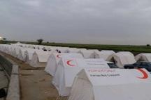 جمعآوری اردوگاههای اسکان اضطراری سیلزدگان در خوزستان