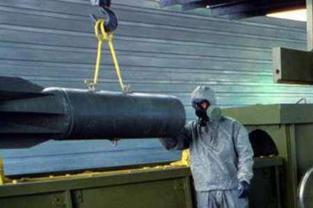 زرادخانه شیمیایی روسیه نابود می شود