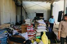 کمکهای مردم جهرم به سیلزدگان ادامه دارد