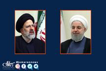 توصیه رییس جمهور به رییس جدید دستگاه قضا: اجرای دقیق فرمان هشت ماده ای امام