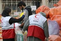 2000 تخته موکت ازاردبیل  به حادثه دیدگان سیل استان گلستان ارسال شد