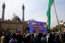 مسئولان نظام مقدس اسلامی برای تحقق مطالبات مردم تلاش کنند