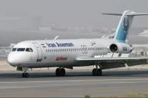 50درصد پروازهای فرودگاه بجنورد لغو شد