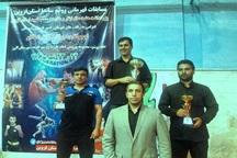 رقابت های قهرمانی ووشوی استان قزوین پایان یافت
