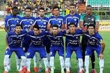 پیروزی آبی پوشان خوزستان در لیگ برتر فوتبال