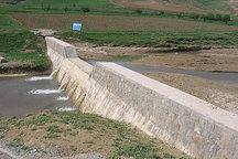 ساخت بند کنترل سیل در روستای ویدوجای کاشان