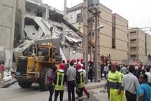 انفجار گاز در اهواز هفت نفر را مصدوم کرد