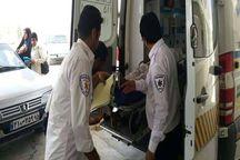 آمار مراجعه مصدومان تصادف به پزشکی قانونی استان مرکزی افزایش یافت