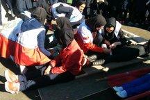 تمرین زلزله درخوابگاه های دانشجویی همدان برگزار می شود