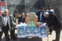 مشارکت های مردمی کمیته امداد امام خلخال 40 درصد افزایش یافت