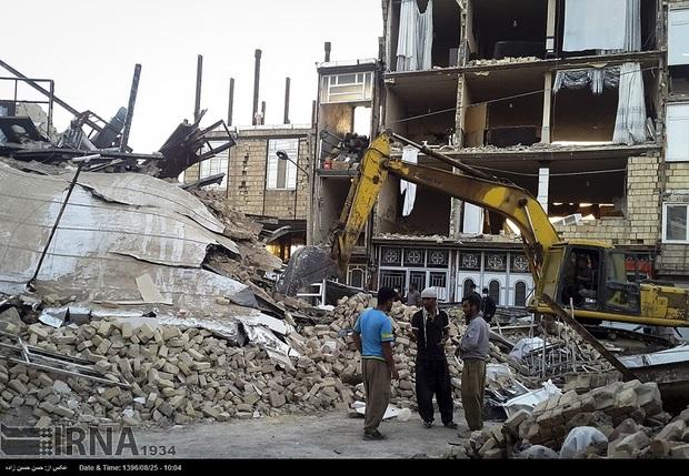 بیش از 23 هزار واحد زلزله زده آواربرداری شد