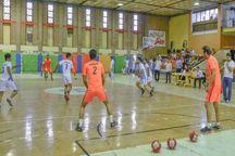اهواز میزبان رقابتهای داژبال قهرمانی کشور شد