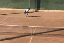تیم تهرانی فاتح مسابقات تنیس دسته یک کشور در قزوین