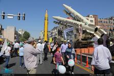 موشکهایی که قلب تروریست های داعش را هدف گرفت + تصاویر