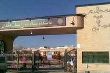 دولت یادزهم - سخن اعداد  افزابش 4.5 برابری رشته های کارشناسی ارشد در پیام نور همدان