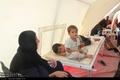 اعزام 35 تیم سیار بهداشت و درمان به روستاهای زلزله زده غرب کرمانشاه