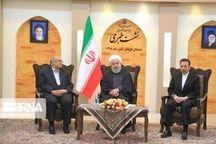 روحانی: تفویض اختیار به استانها اجرای طرحها را تسریع میکند