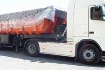 کامیون داران اصفهان شروع به کار کردند