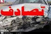 29 مصدوم در پنج تصادف در جاده های مازندران