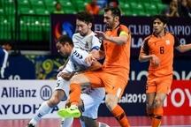 مس سونگون ورزقان - ناگویا اوشنز ژاپن در فینال جام باشگاههای آسیا