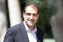 وزیر بهداشت، درمان و آموزش پزشکی وارد زاهدان شد