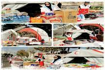 جمع آوری 7هزار قلم زیستی و 200میلیون ریال وجه نقد برای کمک به زلزله زدگان کرمانشاه